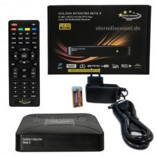 Golden Interstar Beta X HD IPTV box