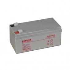 12V 3,2Ah RedDot Zselés akkumulátor