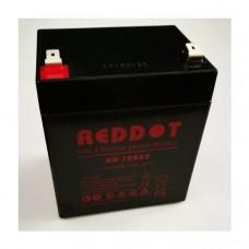 12V 5Ah RedDot Zselés akkumulátor
