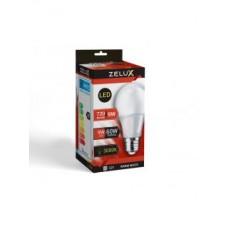 ZELUX A60 9W LED E27 lámpa 3000K