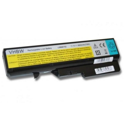 Lenovo Ideapad G460 6600mAh laptop akkumulátor