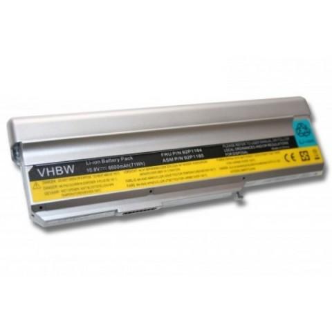 Lenovo 3000 C200 6600mAh Ezüst Notebook Akkumulátor