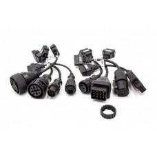OBD1 és OBD2 adapterek teherautókhoz Volvo Renault MAN Mercedes Iveco stb.