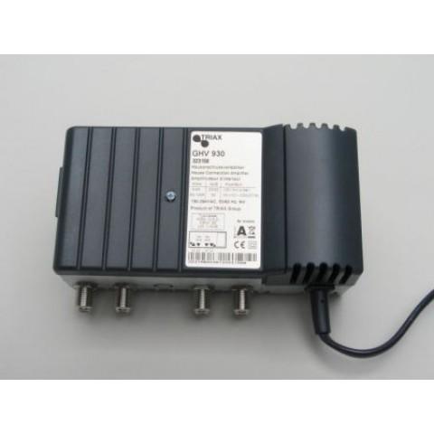 Triax GHV 930 szélessávú visszirányos antennaerősítő 30dB