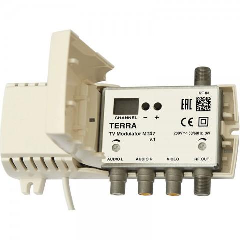 Terra MT47 DSB modulátor UHF/VHF