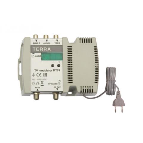 Terra MT29C DSB modulátor A2 stereo