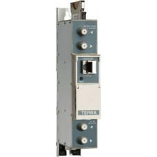 Terra TDX410C DVB-S/S2  to DVB-T  transzmodulátor CI interfésszel