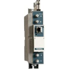 Terra TTX420C twin DVB-T/T2/C to DVB-T  transzmodulátor két CI interfésszel