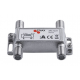Triax AFC 1221 2-es leágazó F csatlakozo 12,5 dB