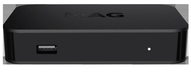 MAG 322/323 IPTV Set Top Box