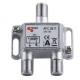 Triax AFC 0811 1-es leágazó, F csatlakozo 8,5 dB