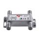 Triax AFC 0921 2-es leágazó  F csatlakozo 8,5 dB